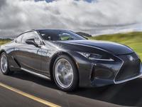 Lexus : quelques mises à jour pour la LC