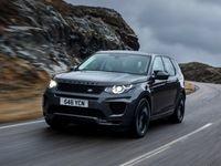Land Rover: nouveaux moteurs musclés pour l'Evoque et le Discovery Sport