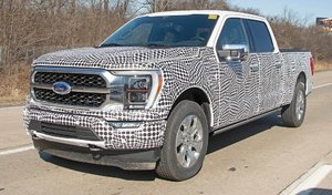 Ford : seulement 15 km d'autonomie électrique pour le F150 PHEV ?