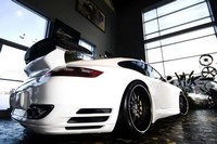 Porsche 997 Turbo by TOYZ Autoart