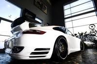 Porsche 997 Turbo by TOYZ Autoart