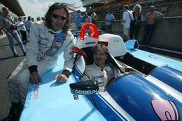 """Paul Belmondo:  """"Le Mans est redevenu  une grande fête populaire"""""""
