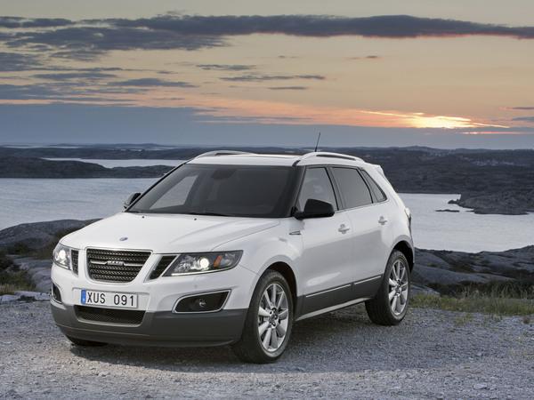 Nouveau Saab 9-4X : SUV suédo-néerlando-américain