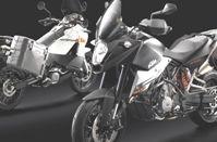 KTM Travel Edition : un kit voyage pour votre SM T ou votre Adventure en échange d'1 euro.