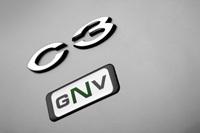 Inauguration de la première pompe GNV en France avec Citroën
