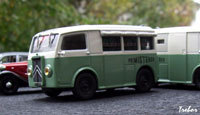 Miniature : 1/43ème - CITROËN TUB