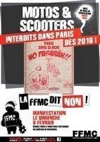 Calendrier : la FFMC lance une manifestation le 8 février