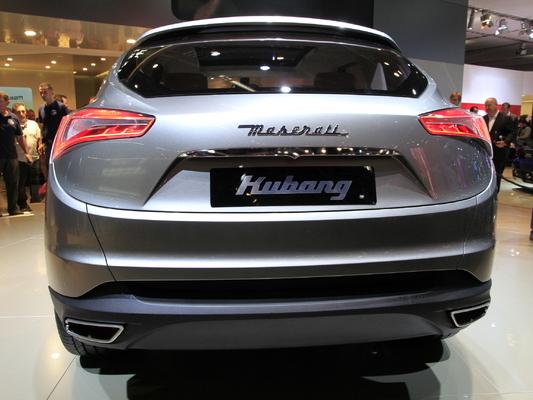 Maserati dépose le nom Cinqueporte