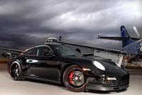 Porsche 997 turbo dark side : Boucherie !!