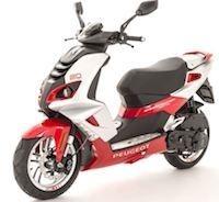 Peugeot Scooters : jeu concours pour fêter les 20 ans du Speedfight