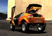 Fiat FCC,  Ford EcoSport, Ford Fiesta Trail : le Salon de Sao Paulo à la sauce 4x4 !