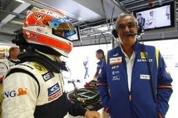 """F1 : N.Piquet """"Briatore ne comprend rien à la F1, il ne pense qu'à l'argent"""""""