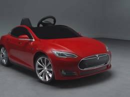 Une Tesla Model S pour moins de 500 €, ça vous branche ?