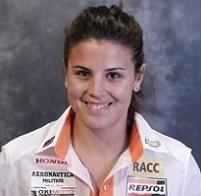 Dakar 2011 : 5ème étape, la championne Espagnole Laia Sanz, 51ème hier soir.