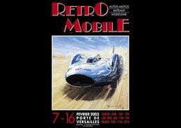 Rétromobile 2003 :   sous le signe des records