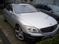 Mercedes CL 65 by AMG : bientôt sur nos routes !