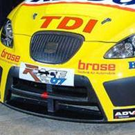 WTCC - Seat: Diesel puissance cinq