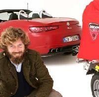 Superbike: Giovanni, son Alfa et sa Ducati