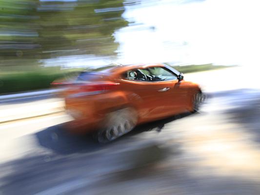 Hyundai Veloster : bientôt avec un 1.6l Turbo de 204 ch