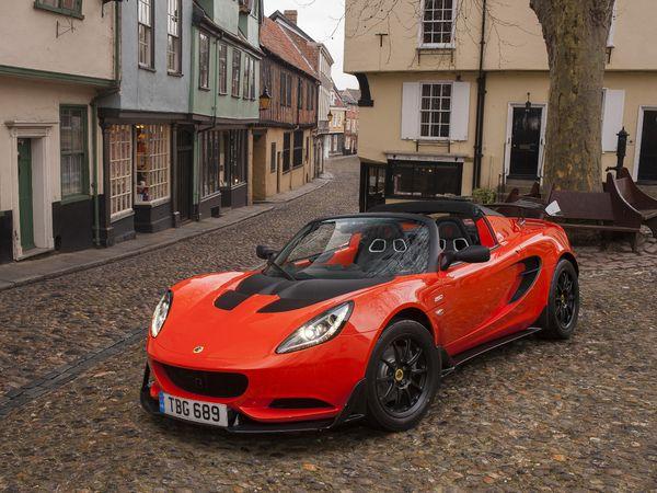 Lotus Elise Cup 250 : la plus rapide homologuée pour la route