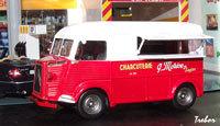 Miniature : 1/43ème - CITROËN H Charcuterie ambulante