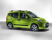 Salon de Genève: nouveau Fiat Fiorino MPV