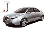 Lancia J par Fumia Design