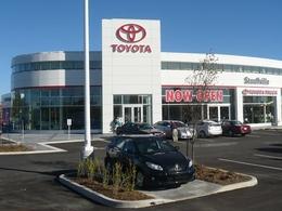 La nouvelle concession canadienne Stouffville Toyota réduit son empreinte environnementale