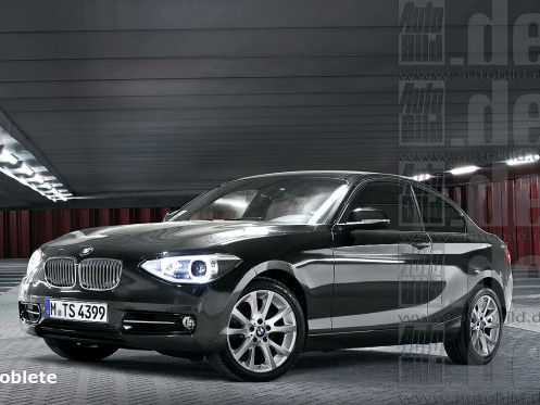 Hypothèse : la BMW Série 2 selon Autobild