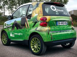 Le département français La Moselle veut soutenir les véhicules électriques