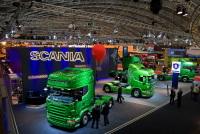 Salon du transport routier d'Amsterdam : les camions font aussi des efforts pour réduire la pollution !