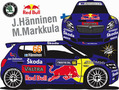 """Rallye de Finlande: """"L'autre duel"""" opposera Hanninen à Raikkonen"""