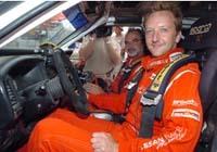 Benoît Rousselot engagé sur le Dakar 2007