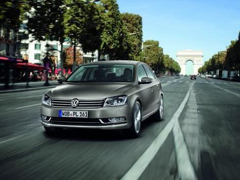 La Volkswagen Passat aura droit à une version rallongée pour la Chine