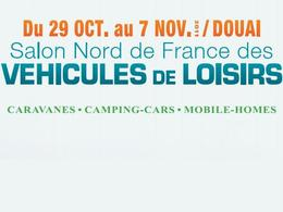 Salon des véhicules de loisirs : cap au Nord de la France