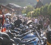 Morzine Harley Days 2017: du 13 au 16 juillet à Morzine