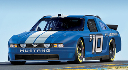 La Ford Mustang de retour en Nascar