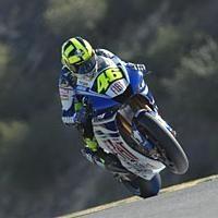 Moto GP: Jerez D.3: Rossi, en patron