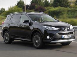 Toyota RAV4 : 2 millions d'exemplaires au rappel pour un problème de ceinture