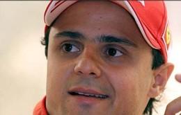 F1 - encore des nouvelles de Felipe Massa