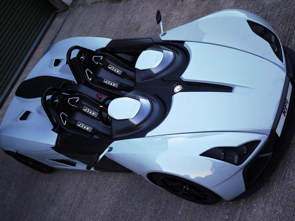 """Rapid'news - Une BMW M4 """"spéciale"""" à Goodwood..."""