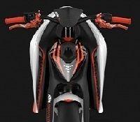 Actualité - Concept: La KTM 1290 Super Duke R vue par Micro Sapio
