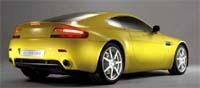 AM V8 Vantage boostée par Prodrive