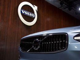 Volvo : bénéfices triplés en 2015