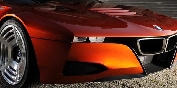 BMW M1-hybrid au Salon de Francfort! Un moteur 3 cylindres turbo hybride