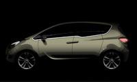 Salon de Genève 2008 :  Opel Meriva Concept [MAJ]