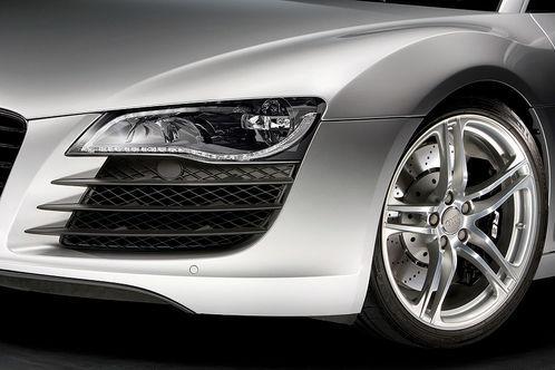 Salon de Francfort 2009: une Audi R8 ePerformance électrique!