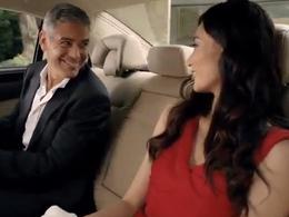 (Minuit chicanes) Mercedes nous présente un George Clooney vraiment pas sympa