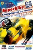 Superbike Français : Le Mans en entrée