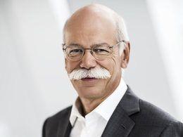 Dieter Zetsche aux commandes du groupe Daimler jusqu'à fin 2019